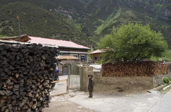西藏風光照片-