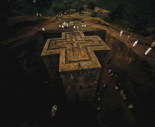 埃塞俄比亞拉利貝拉教堂