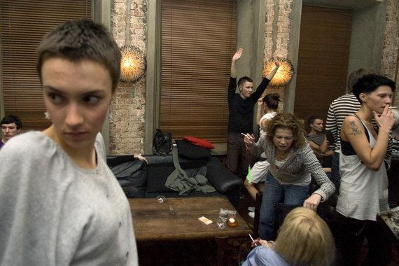 圖片:莫斯科夜生活-索良卡夜總會