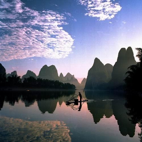 風光攝影:桂林山水圖片