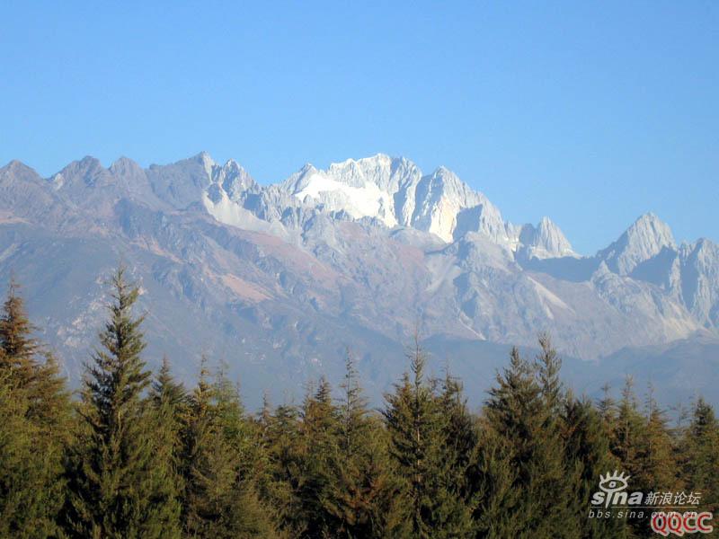 圖片:麗江玉龍雪山