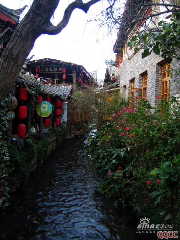 圖片:麗江古城