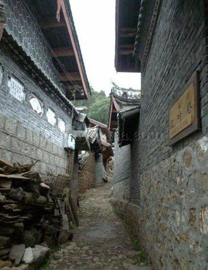 圖片:麗江束河古鎮