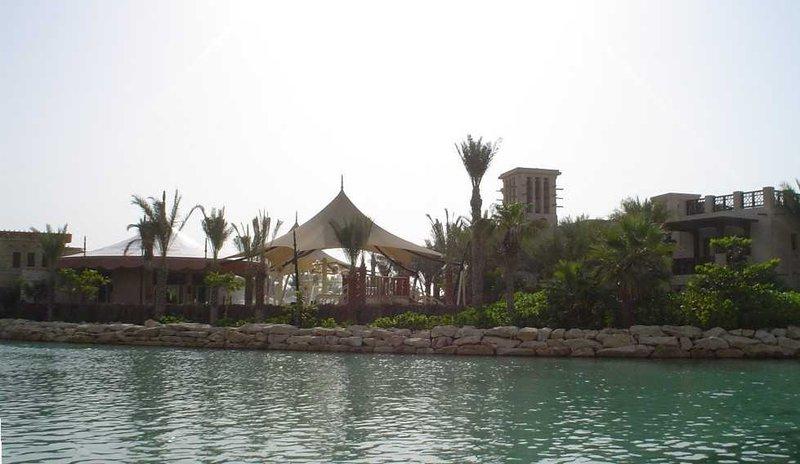 圖片:迪拜棕櫚島-新版威尼斯水城