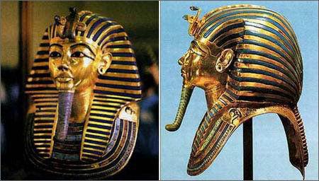 圖片:被埃及法老詛咒過的珍寶