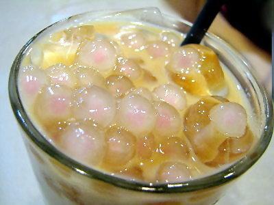 台灣美食圖片:台灣具有代表性的飲品-波霸奶茶