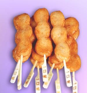 台灣美食圖片:風味小吃-天婦羅