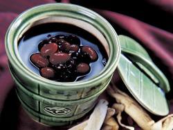 台灣美食圖片:著名小吃-燒仙草