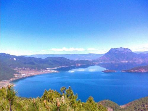 圖片:瀘沽湖