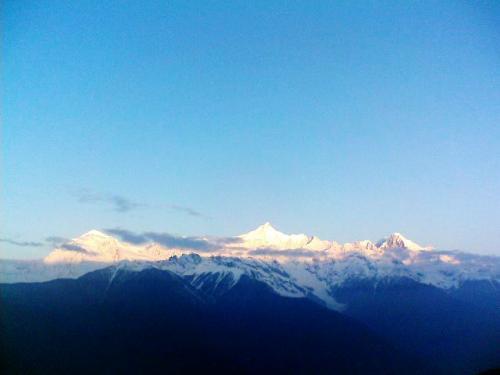 圖片:梅裡雪山