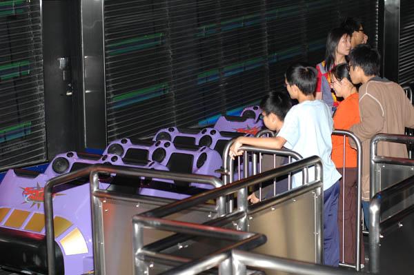 圖片:香港迪士尼樂園