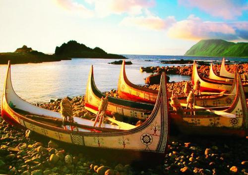 台灣旅遊景點圖片:台東蘭嶼