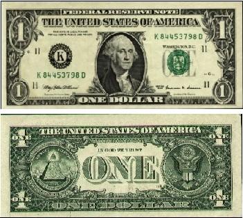 1美金圖片