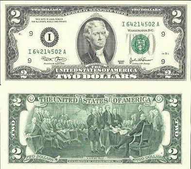2美金圖片