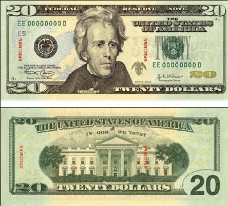 20美金圖片