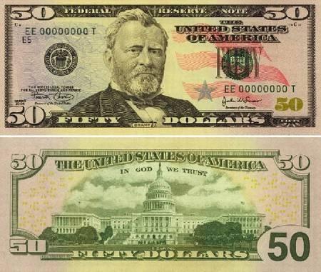 50美金圖片