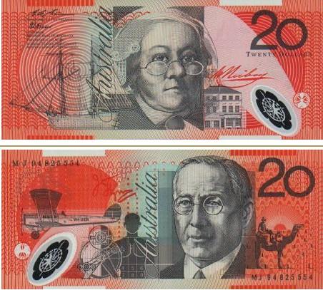 澳大利亞元圖片20澳幣