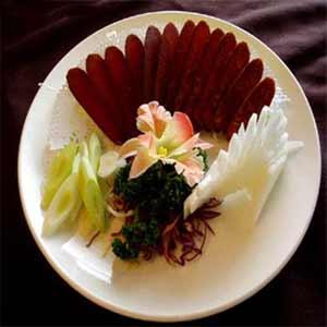 台灣特產介紹-東港三寶(油魚子)