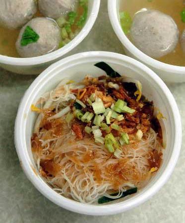 圖片:台灣新竹縣風味獨特的新竹米粉