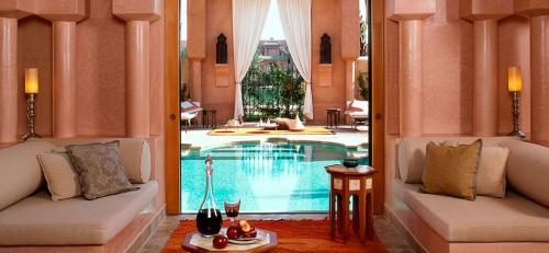 圖片:Amanjena hotel-摩洛哥 阿曼傑納酒店