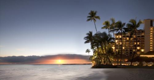 圖片:Halekulani Hotel -夏威夷
