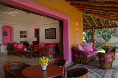 圖片:Las Alamandas Hotel -墨西哥
