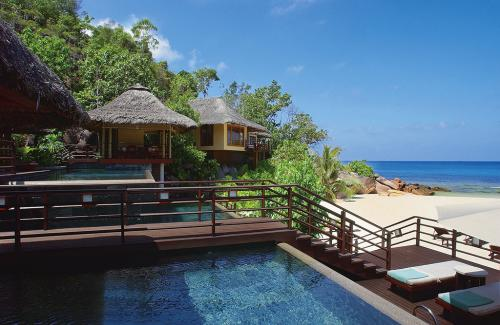 圖片:Praslin Lemuria ResortHotel - 塞舌爾