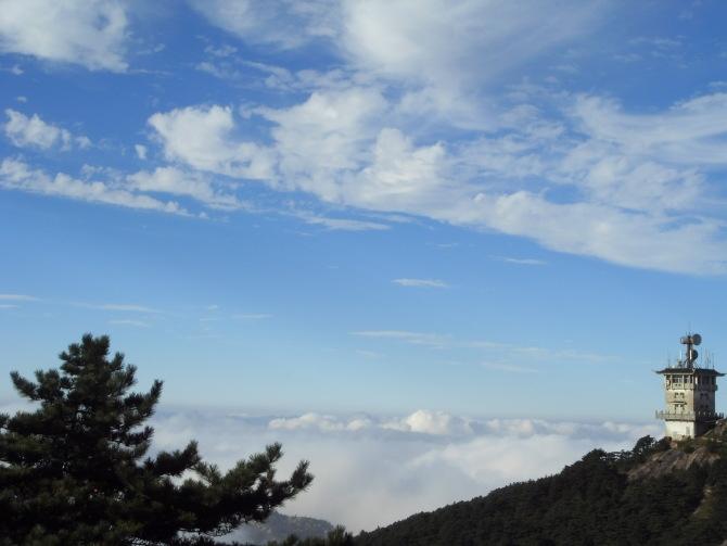 黃山旅遊圖-黃山雲海