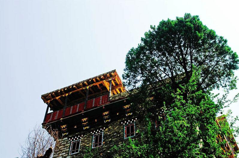 四川丹巴圖片