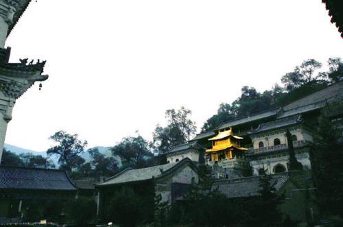 五台山顯通寺