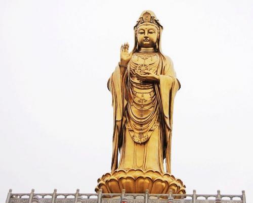 中國四大佛教名山-普陀山圖片