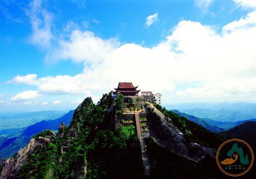 中國四大佛教名山-九華山
