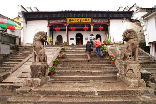 九华山---地藏菩萨道场 - 春兰之馨香 - 香光庄严卍念佛三昧