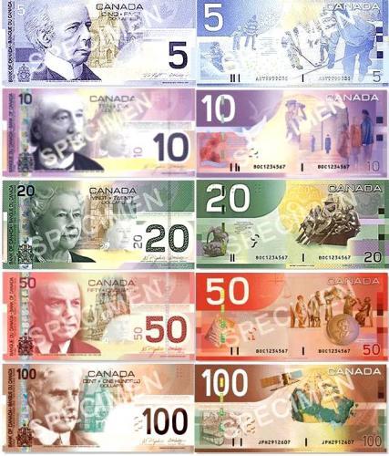 加拿大貨幣-加拿大圖片