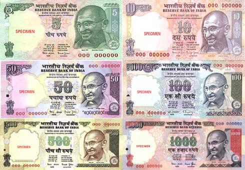 印度貨幣-印度盧比圖片