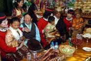 西藏冬季旅遊圖片