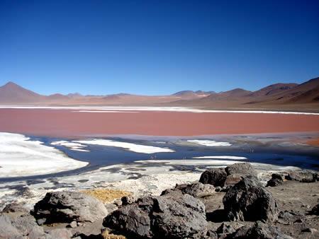 玻利維亞-紅湖