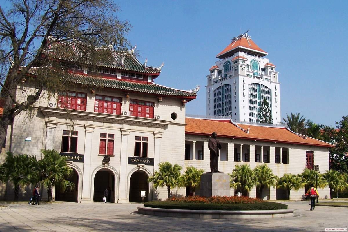 圖片:中國大陸旅遊指南-廈門大學