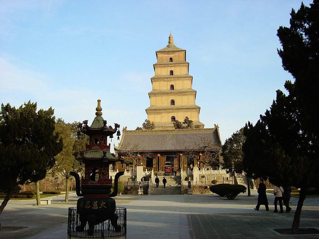 中國大陸旅遊指南:西安二日遊攻略