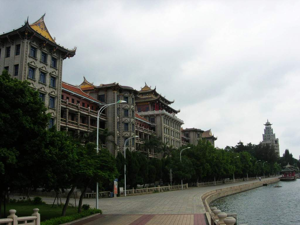 圖片:中國大陸旅遊指南 - 廈門風光