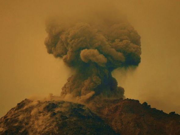 哥斯達黎加阿雷納火山