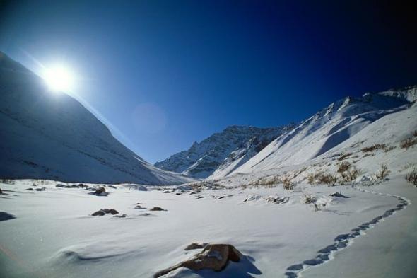 北極之門國家公園