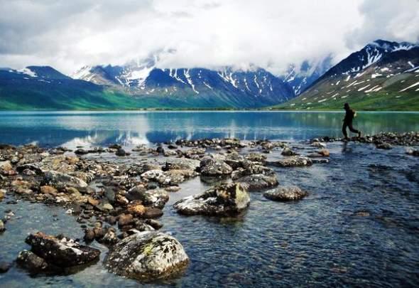 克拉克湖國家公園