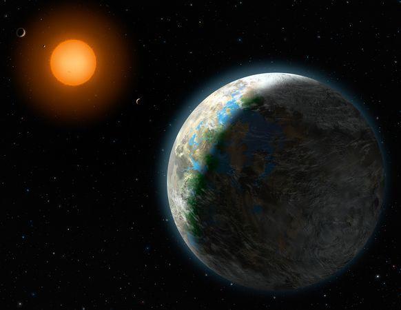 圖片:美國國家地理2010年十大太空發現-發現適居行星?