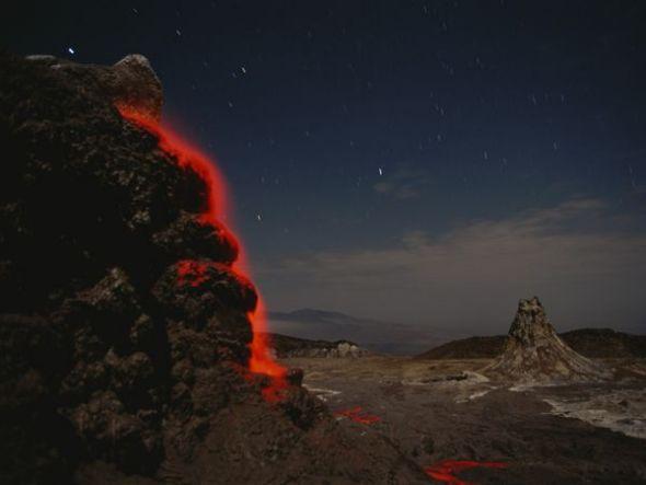 倫蓋伊火山