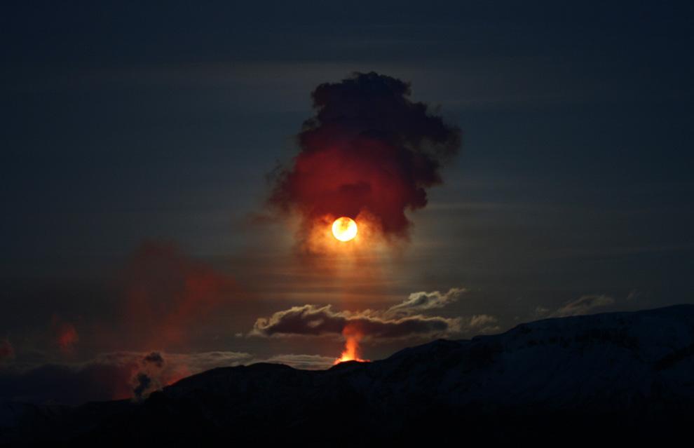 高清圖片:2010年美國國家地理攝影大賽作品-自然的力量