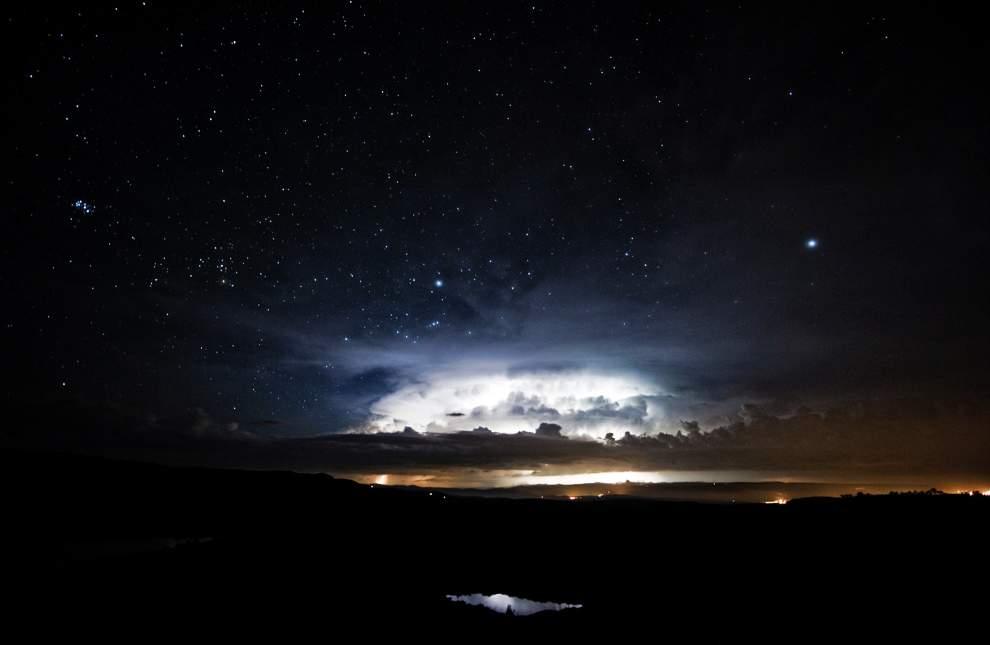 高清圖片:2010年美國國家地理攝影大賽作品-廣袤的宇宙