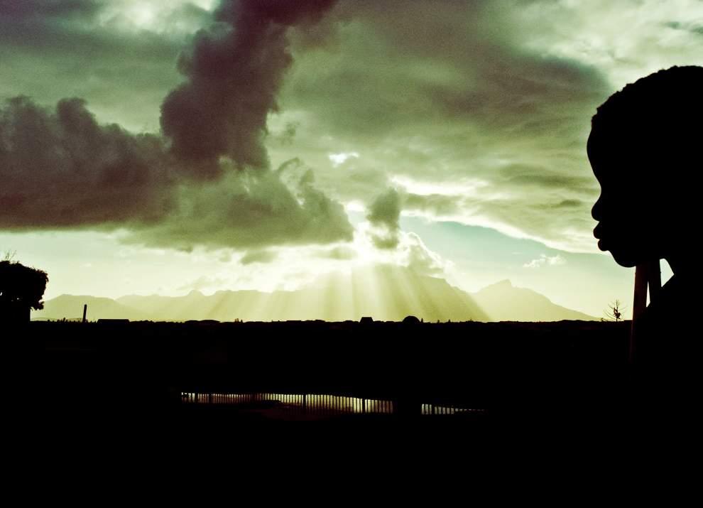 高清圖片:2010年美國國家地理攝影大賽作品-桌山