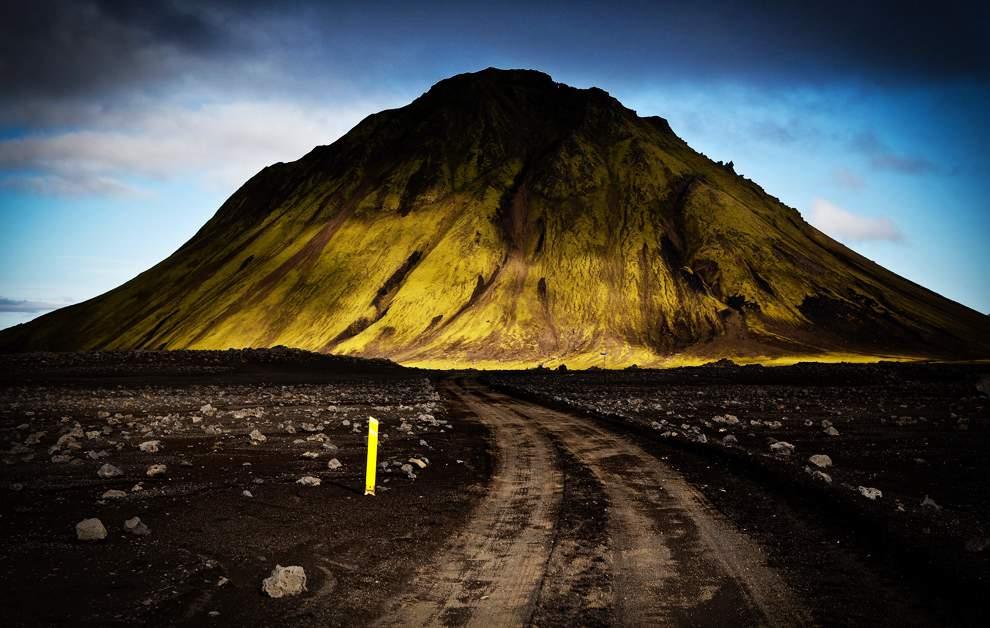 高清圖片:2010年美國國家地理攝影大賽作品-金字塔山