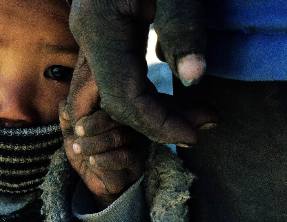 高清圖片:2010年美國國家地理攝影大賽作品-我們的孩子